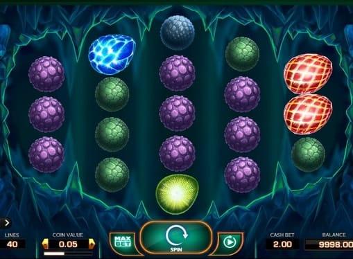 Комбинация символов в онлайн игре Draglings