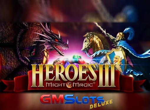 Игровой онлайн аппарата Heroes 3