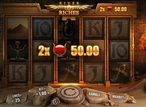 Символы разброса в онлайн слоте River of Riches